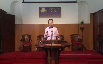 Stanmore Church Service 10 April